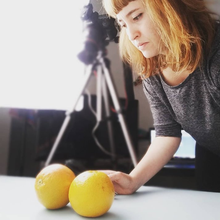 I'm a freelance photographer specialized in food stop-motion animation